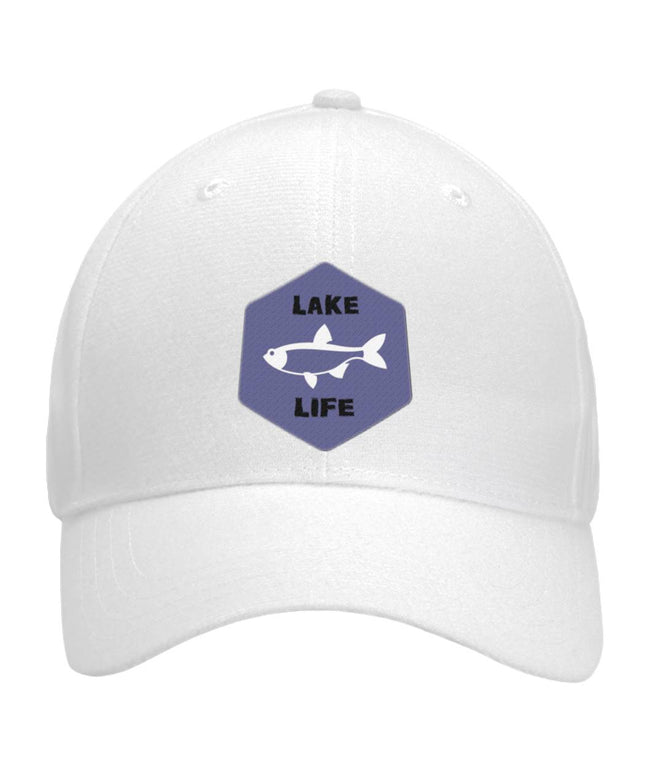 CURVED BILL HAT - LAKE LIFE