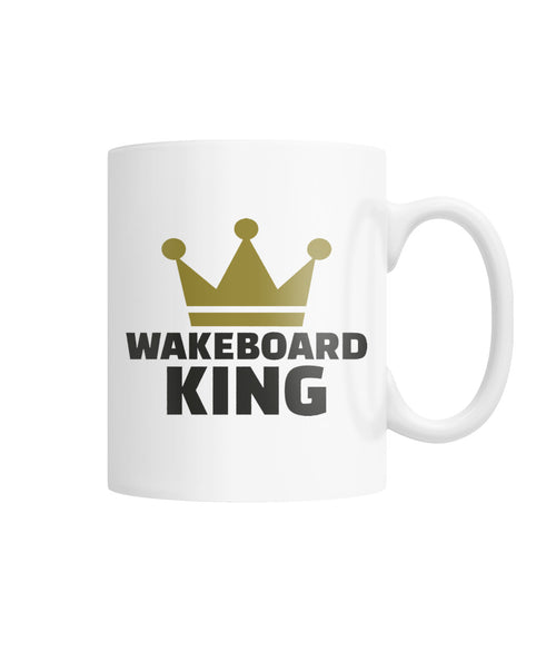 Wakeboard Coffee Mug White Coffee Mug