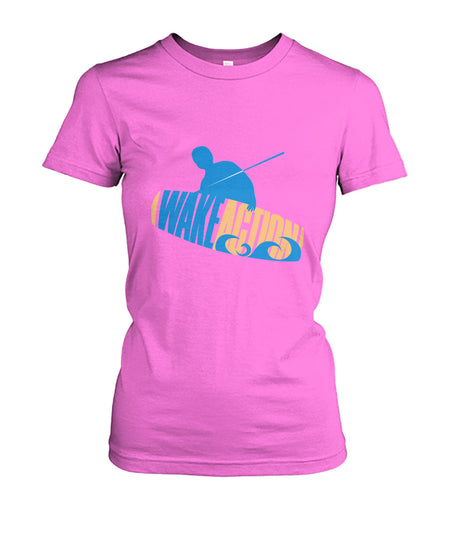 WOMANS / GIRLS CREW TEE