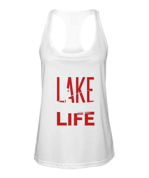 WOMANS / GIRLS RACERBACK TANK TOP