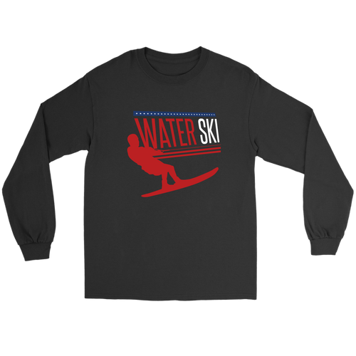 MENS WATER SKI USA TEES