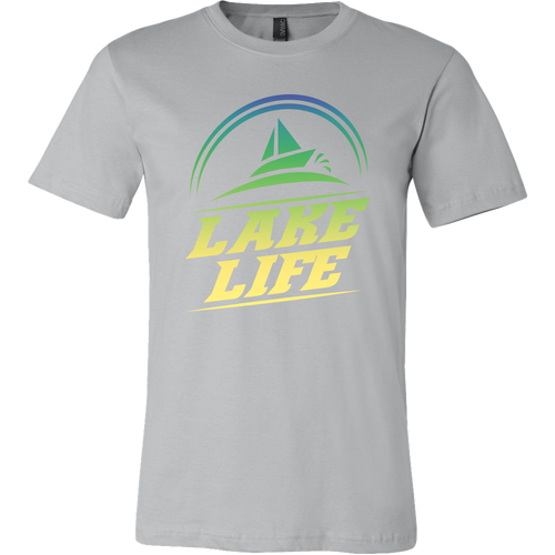 MENS LAKE LIFE TEES