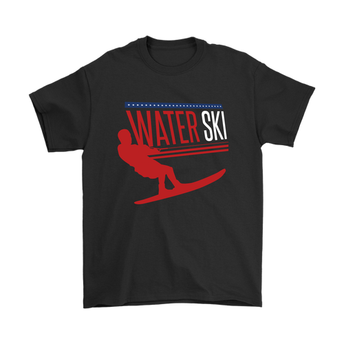 MENS BASIC TEE - Water Ski