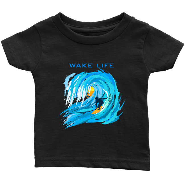 TODDLER - INFANT SHIRTS  (LAKE LIFE)