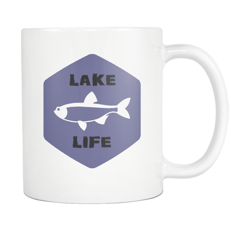 COFFEE MUG - Gone Fishing