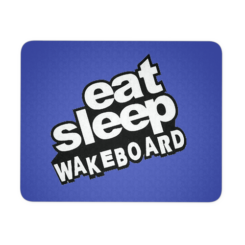 MOUSEPAD - WAKEBOARDER