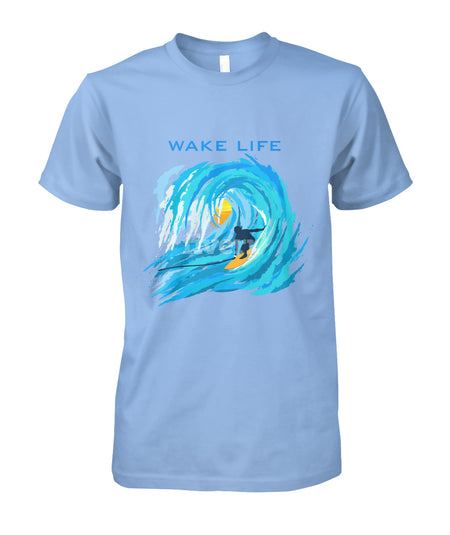 MENS WATER SKI TEE SHIRT