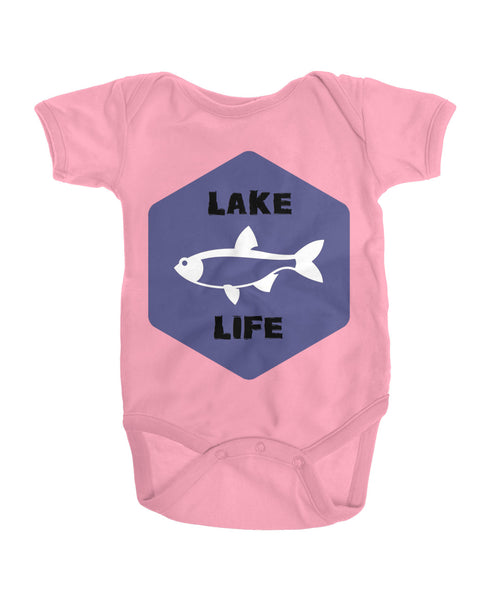 BABY BODY SUIT - Lake Life