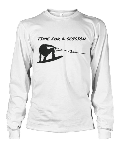 SESSION Unisex Long Sleeve