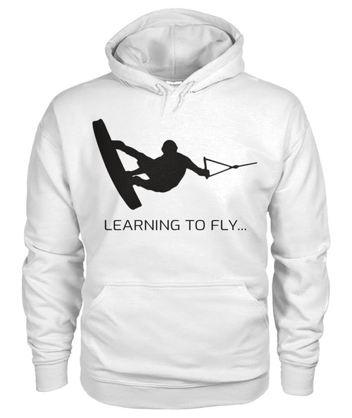 Learn To Fly Gildan Hoodie