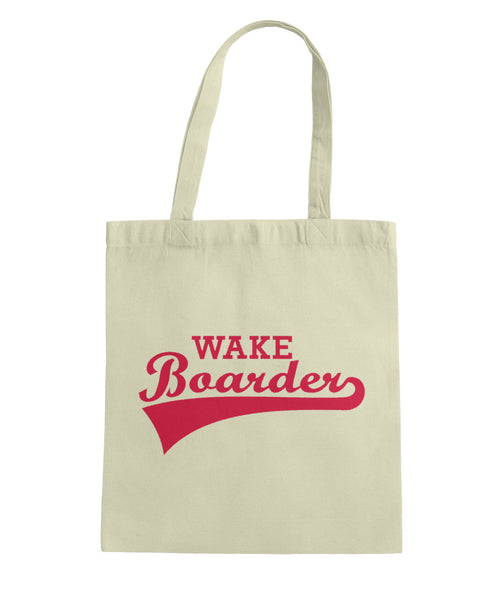 WakeBoarder TOTE Tote Bag