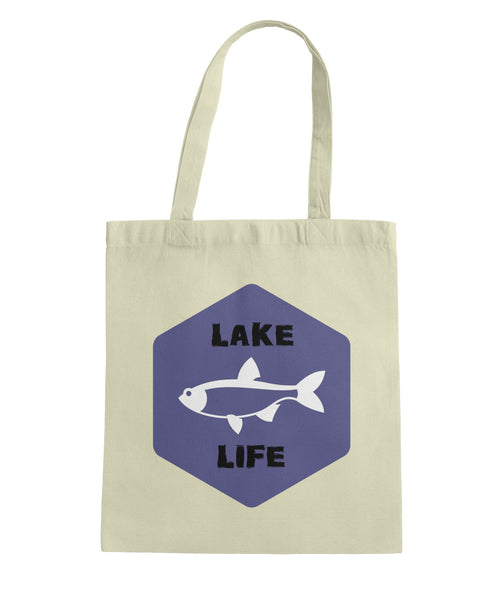 LAKE TOTE BAG Tote Bag