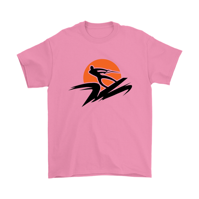 MENS T-SHIRT  - Wakeboard Graphic