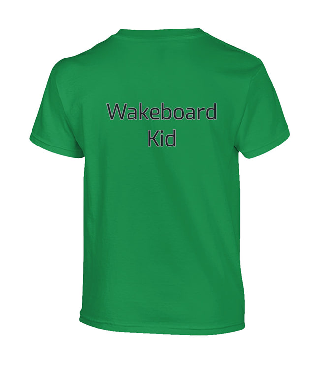 CHILDRENS - WAKEBOARD SHIRT