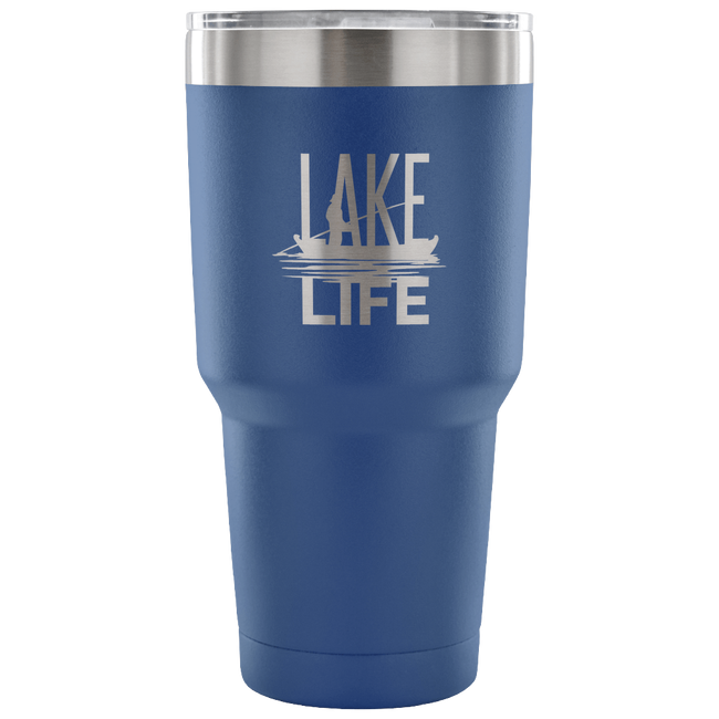 TUMBLERS - VARIOUS SIZES - LAKE LIFE
