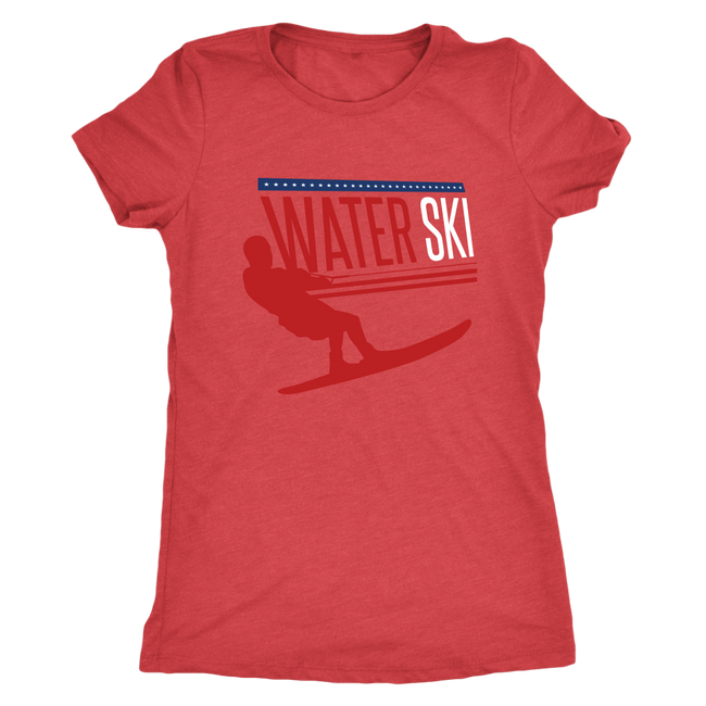WOMANS TRI_BLEND SHIRT