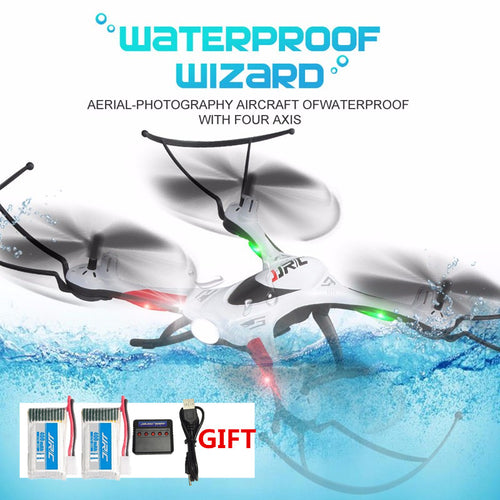 JJRC H31 RC Drone Waterproof Resistance To Fall Quadrocopter One Key Return 2.4G 6Axis RC Quadcopter RC Helicopter VS JJRC H37
