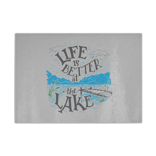 KITCHEN CUTTING BOARD - Lake Life