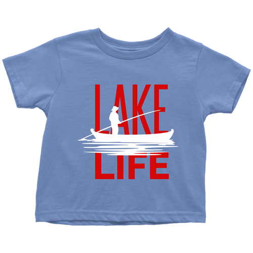 CHILD - LAKE LIFE SHIRT