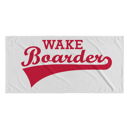 WAKEBOARD TOWEL