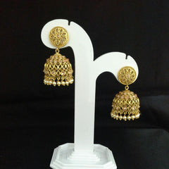 Gold Plated Jhumka