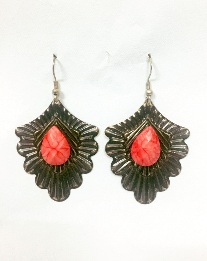 Vintage Design Earrings