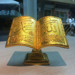 Quran Book Replica Home Decor