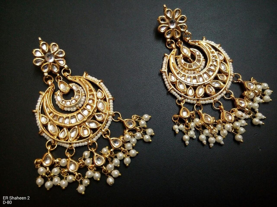 Designer Beads Shaheen Earrings