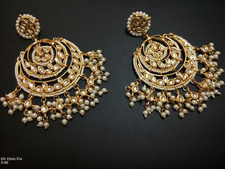 Designer Beads Ethnic Era Earrings