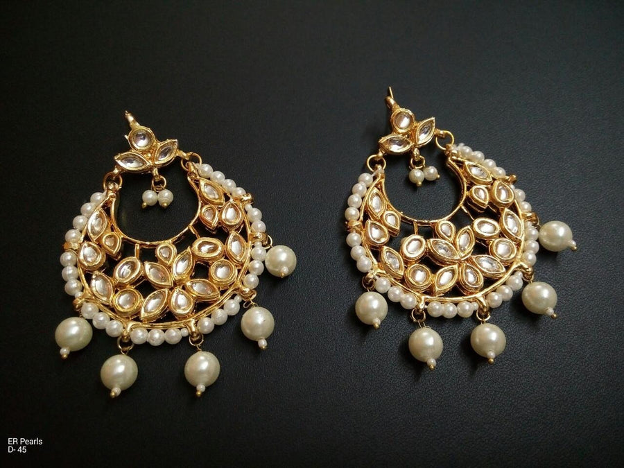Designer Pearls Beads Earrings