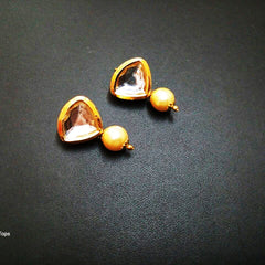 Uncut Kundan Earrings