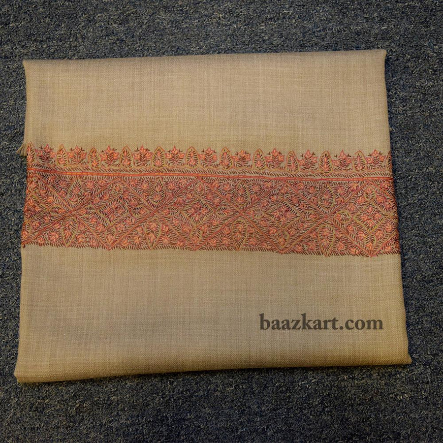Pashmina Embroidery Stole
