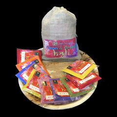 Multipack 7 Natural Holi Colours 500gm