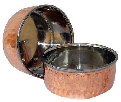 SS COPPER HYDERABADI HANDI