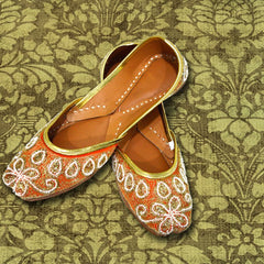 Orange designer Jutti - Women