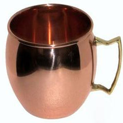 COPPER BARREL MUG PLAIN