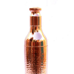 COPPER MUGHLAI BOTTLE