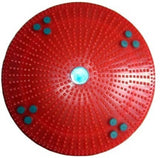 ACUPRESSURE HEALTH CARE SYSTEM Acupressure Twister Body Weight Reduicer Massager  (Red)