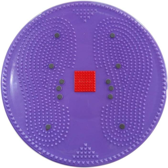 ACUPRESSURE HEALTH CARE SYSTEM ACS Accupressure Twisters - BIG DISC (Purple) Massager  (Purple)