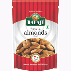 BALAJI Calfornia Almonds Regular