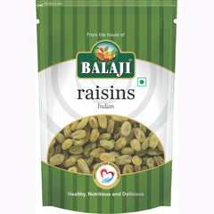 BALAJI Green Indian Raisins/Kishmish