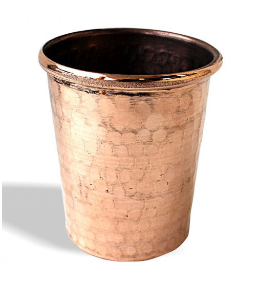HANDMADE COPPER SHOT GLASS