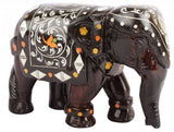 WOOD ROSE WOOD ELEPHANT SHOWPIECE 1