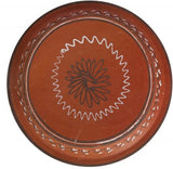 CLAY DECORATIVE PLATE