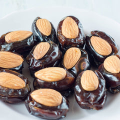 Dates with Almonds