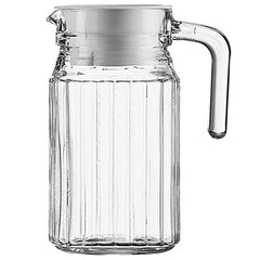 erving Crystal Juice/Water Jug, Pitcher 500 ml, 1-Piece, WITH LID