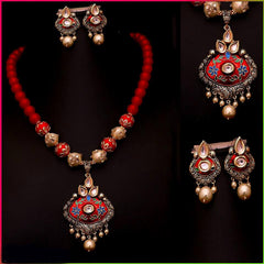 Exclusive Western Kundan Necklace