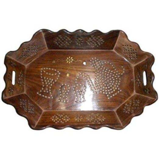 Desi Karigar Fruit Surving Tray