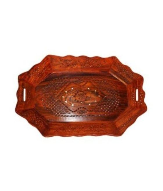 Desi Karigar Fruits Serving Tray