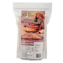 Himalayan Rock Salt Granules ( in Polybag)